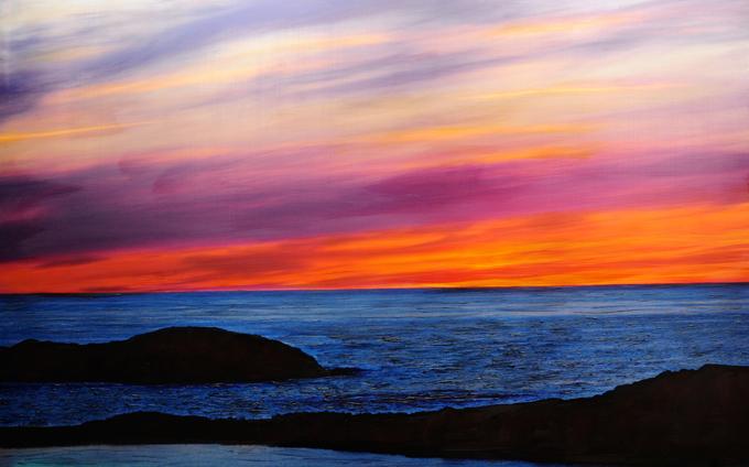 Fogo Island Sunset, Newfoundland  30